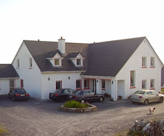 view of Mulhollow B&B Achill Island Co Mayo Ireland
